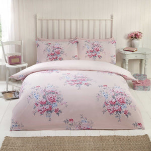 Masie Bedding Set Blush