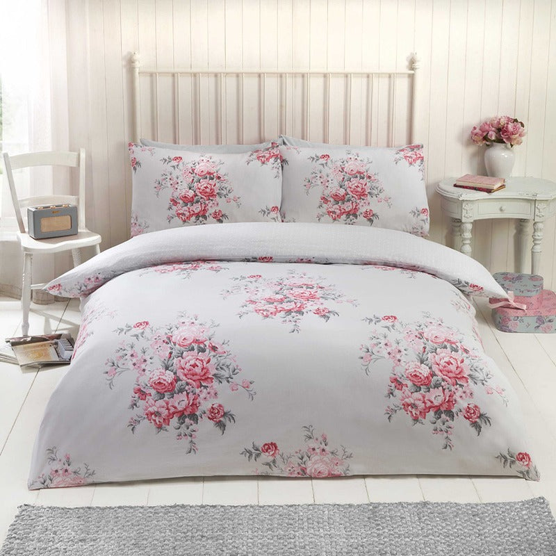 Rapport Homes Bedding Masie Bedding Set Grey Picture