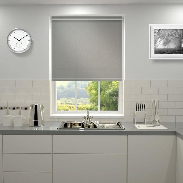 Malli Roller Blind Pebble