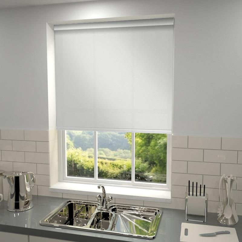 Harris Parts Blinds Malli Roller Blind Snow Picture