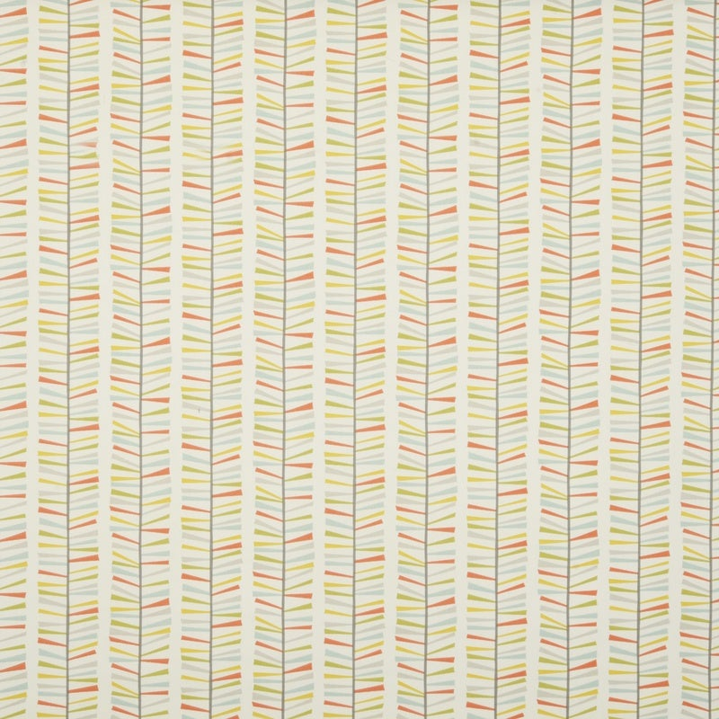 Malmo Curtain Fabric Multi
