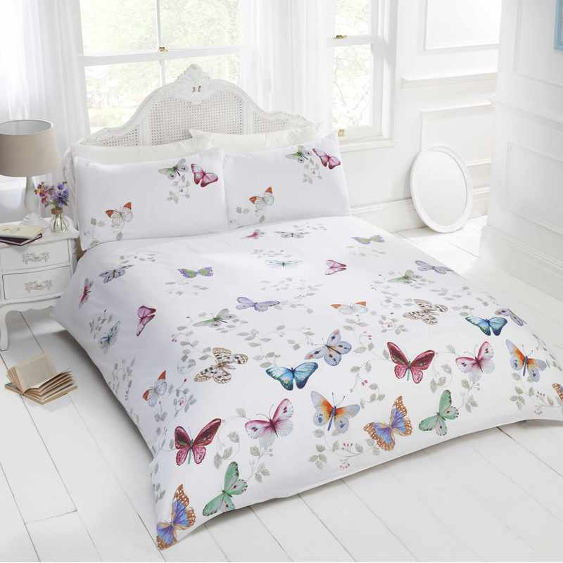 TEMP Mariposa Bedding Set Picture