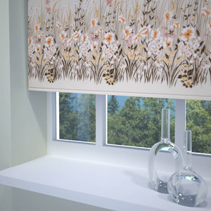 Meadow Roller Blind Harvest