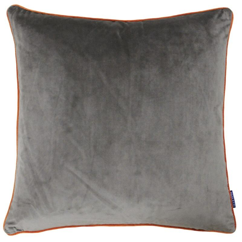 Riva Cushions And Throws Meridian C/cover Mocha Pumpkin Picture