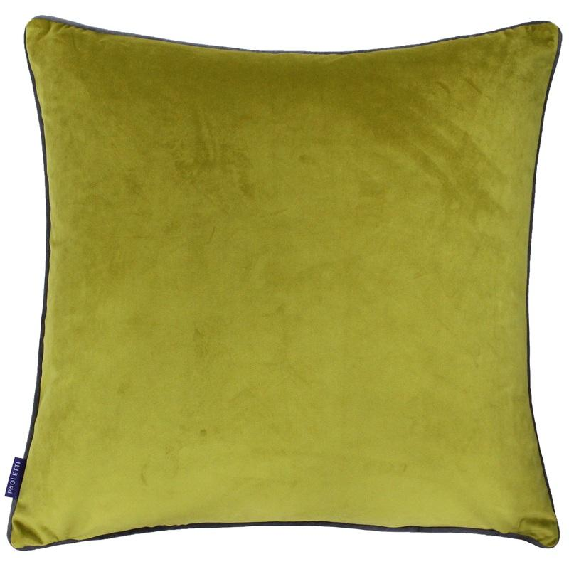 Riva Cushions And Throws Meridian C/cover Moss Charcoal Picture