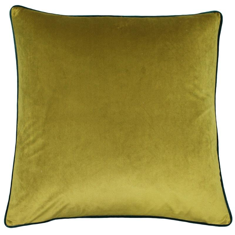 Riva Cushions And Throws Meridian C/cover Moss Emerald Picture