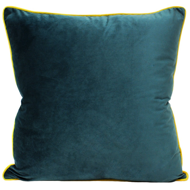 Riva Cushions And Throws Meridian C/cover Teal Cylon Picture
