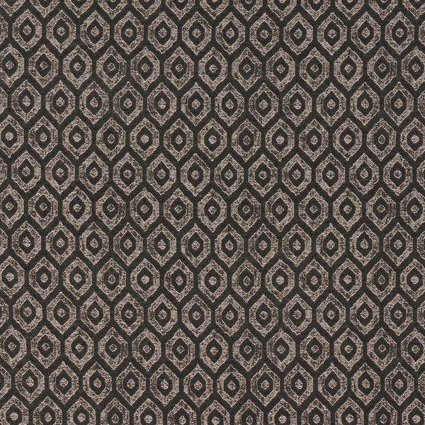 Mistral  Curtain Fabric Smoke