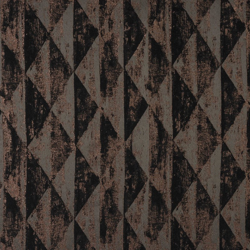 Fryetts Fabrics Mystique Curtain Fabric Bronze Picture