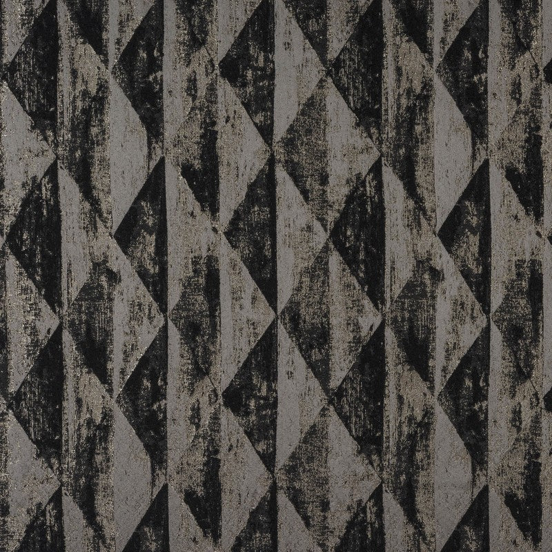 Fryetts Fabrics Mystique Curtain Fabric Charcoal Picture