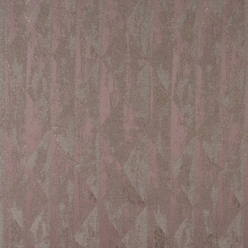 Fryetts Fabrics Mystique Curtain Fabric Rose Gold Picture