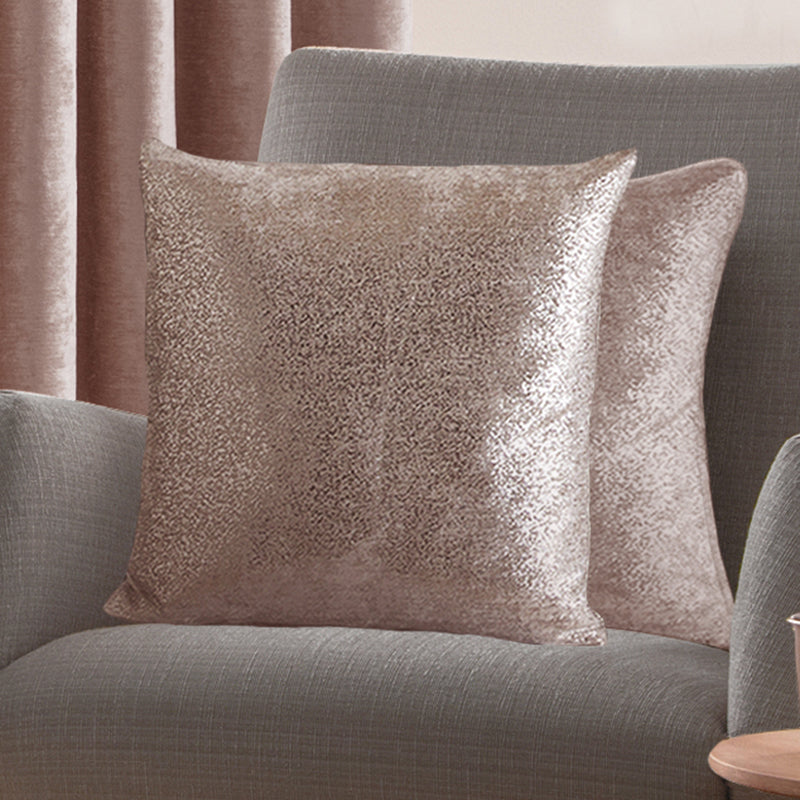 Belfields Cushions And Throws Nova C/Cover Blush
