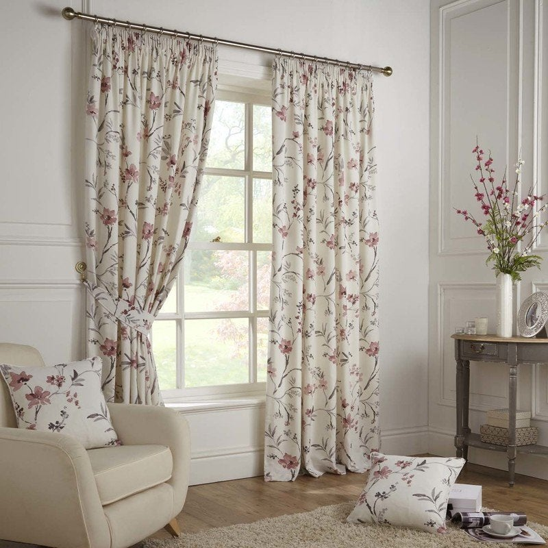 J Rosenthal Ready Made Curtains Odelia Fully Lined Ready Made Curtains  ... Picture