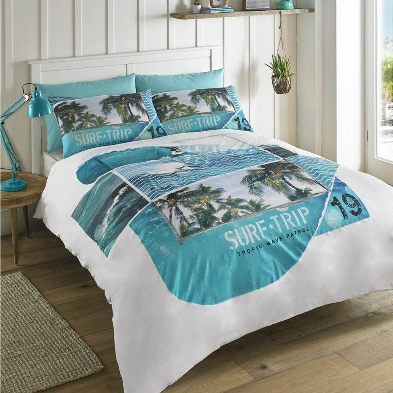 Hashtag - Offshore Patrol Bedding Set Blue