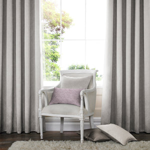 Olympia Made to Measure Curtains Pewter