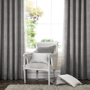 Olympia Made to Measure Curtains Steel