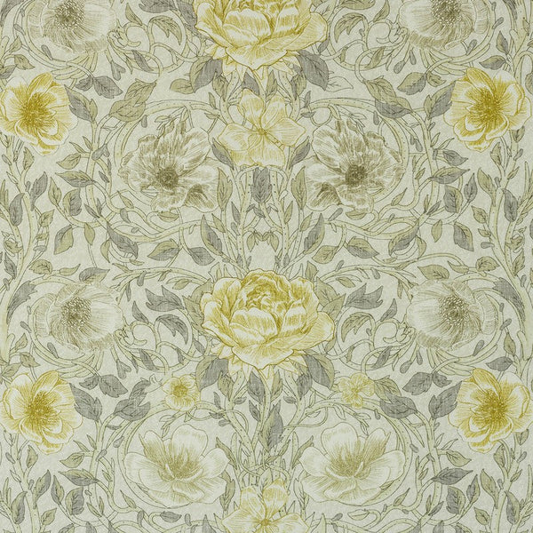 Ophelia  Curtain Fabric Natural
