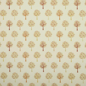 Orchard Curtain Fabric Autumn