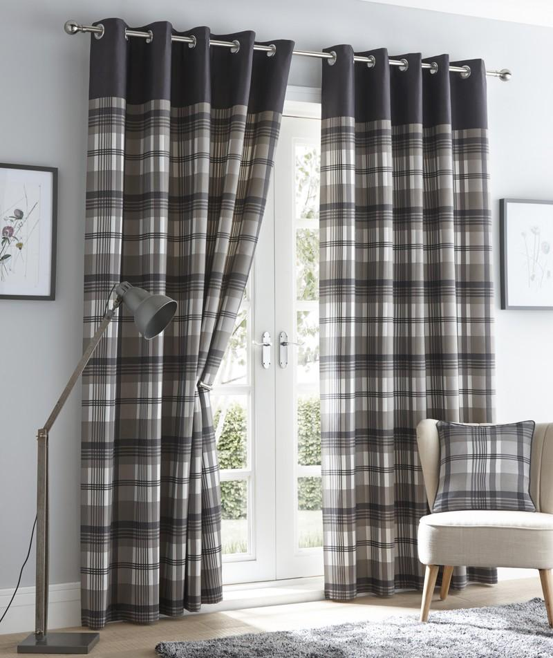 Portfolio Home Ready Made Curtains Orleans Ready Made Eyelet Curtains  ... Picture