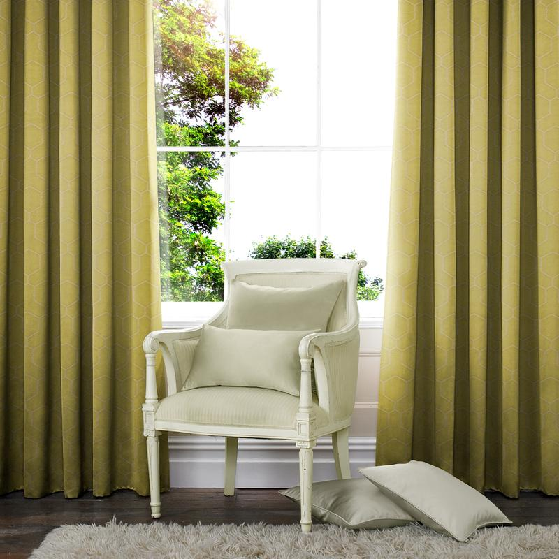 Image of Oxy Made to Measure Curtains Zest