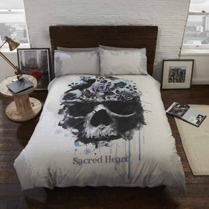 Sacred Heart Bedding Multi
