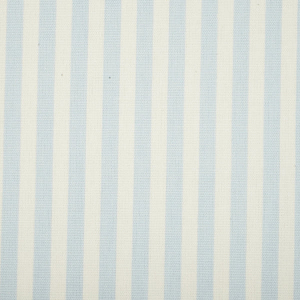 Party Stripe Curtain Fabric Sky
