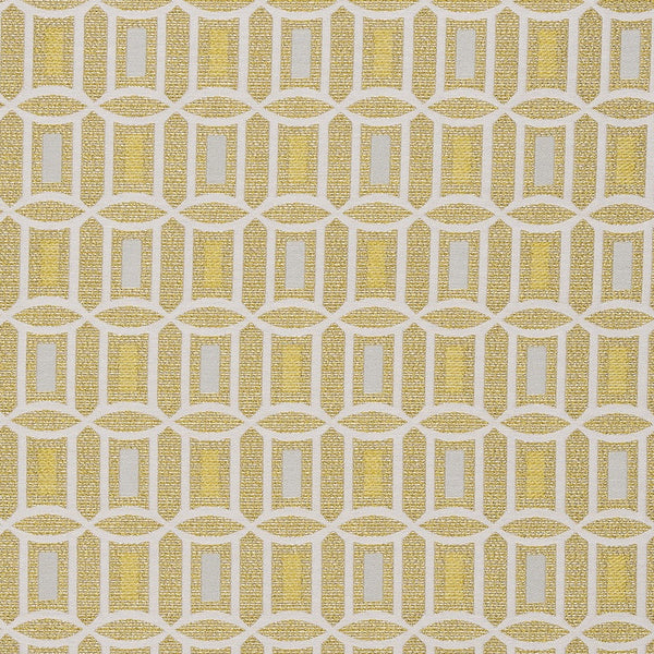 Pavilion Curtain Fabric Ochre