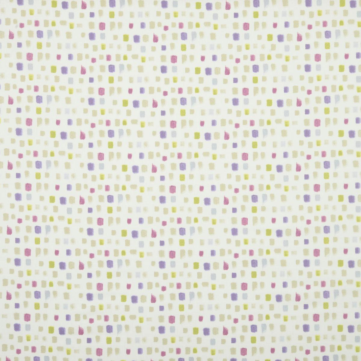 Pip curtain Fabric Lavender