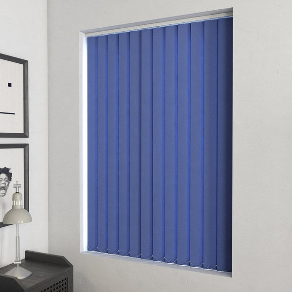 Plain PVC Vertical Blind Imperial