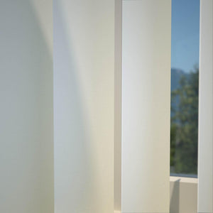Plain PVC Vertical Blind Cream