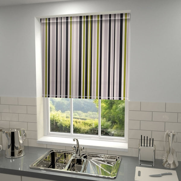 Polo Roller Blind Lime