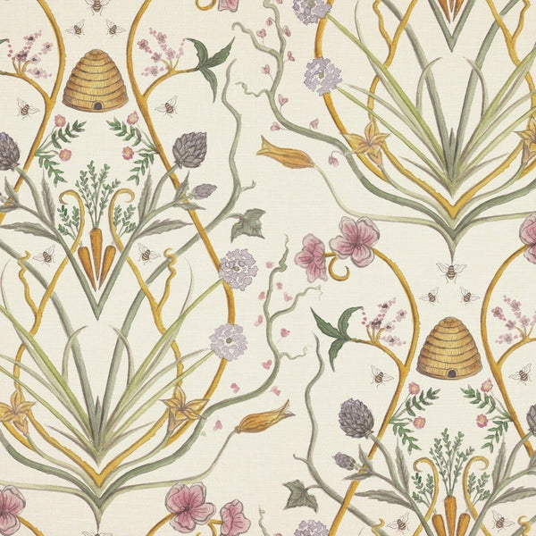 The Chateau - Potagerie Curtain Fabric Cream