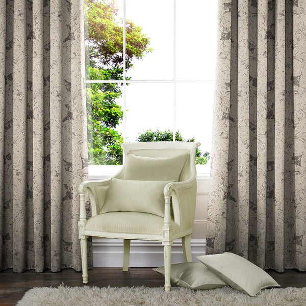 Majestic Made to Measure Curtains Flint