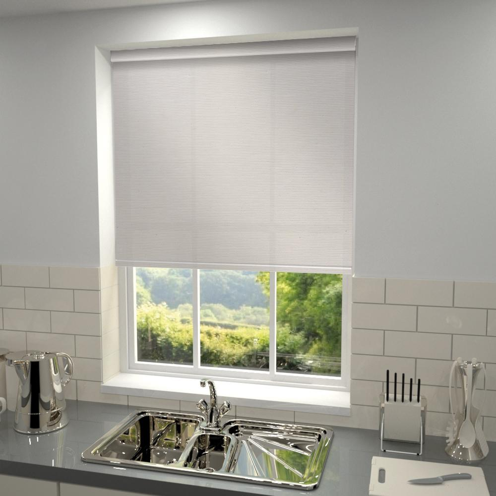 Harris Parts Core Primary Roller Blind Mist White Picture