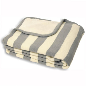 Regatta Luxury Throw Grey
