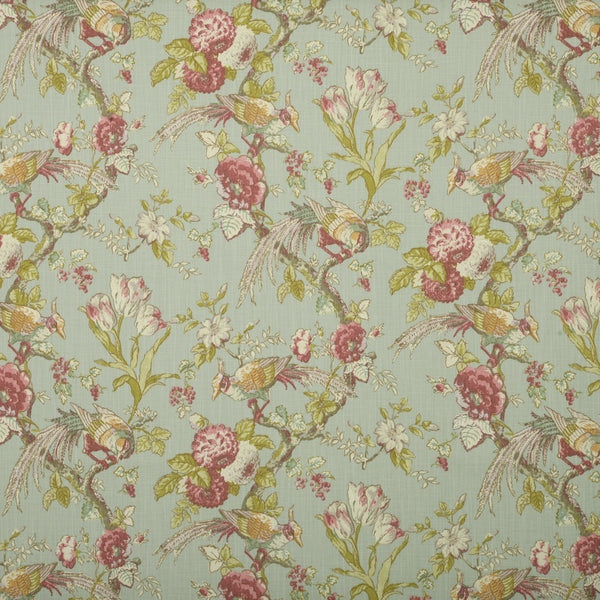Renaissance Curtain Fabric Duck-Egg