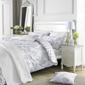 Holly Willoughby Rene Bedding Blue