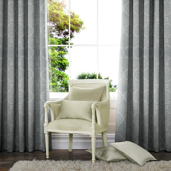 Rockland Made to Measure Curtains Sky
