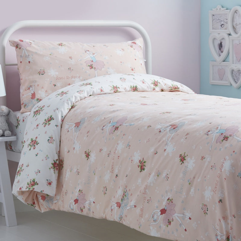 J Rosenthal Bedding Sabrina Bellerina Bedding Set Multi Picture