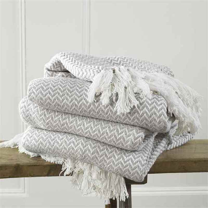 Beamfeature Cushions And Throws Safi Throw Linen Picture