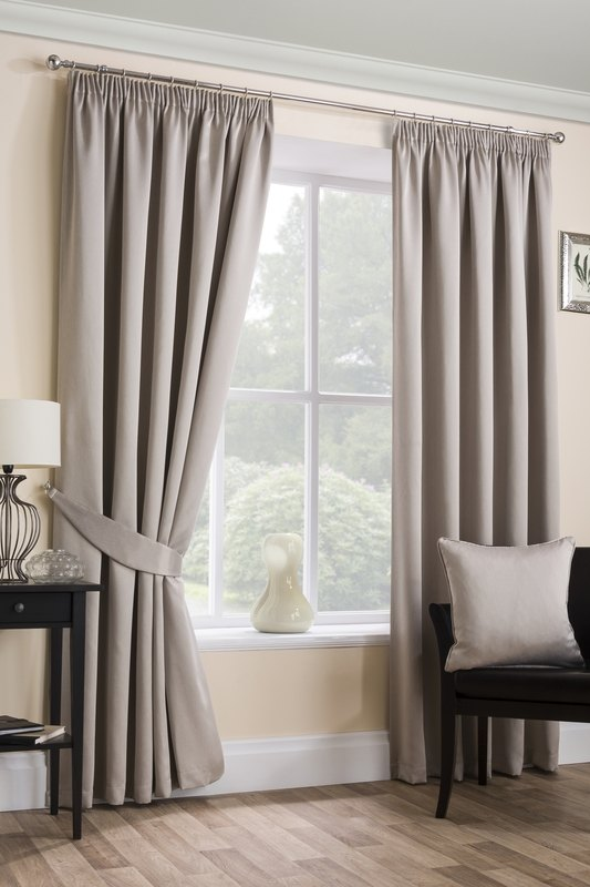 Alan Symonds Ready Made Curtains Sateen Ready Made Blackout Curtains  ... Picture