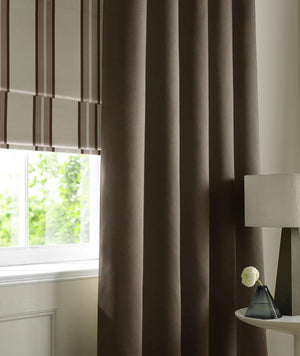 Satin Made to Measure Curtains Coco Curtain