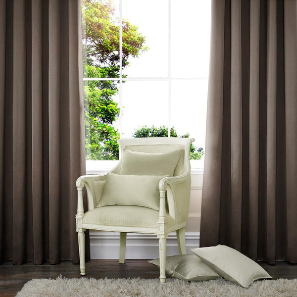 Satin Made to Measure Curtains Vole