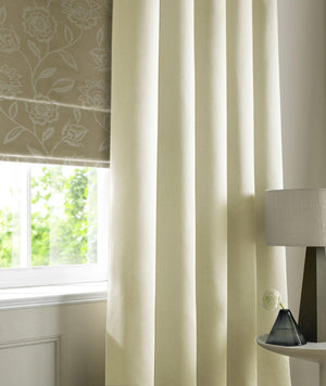 Satin Made to Measure Curtains Oyster