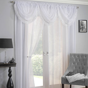 White Curtains | Cheap Window Curtains Available | Terrys Fabrics