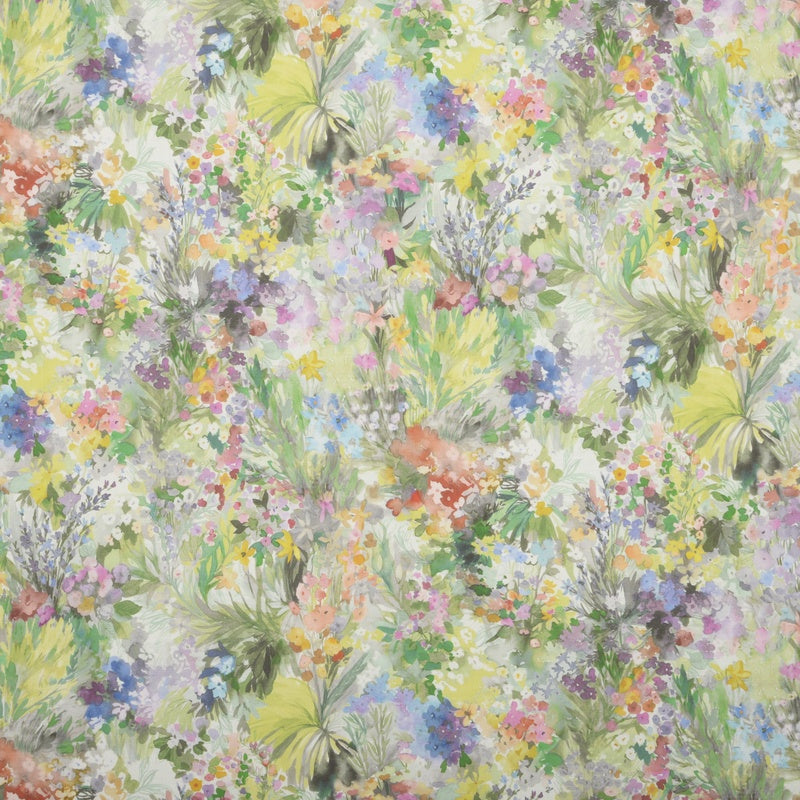 Fibre Naturelle Fabrics Secret Garden Curtain Fabric Eden Picture