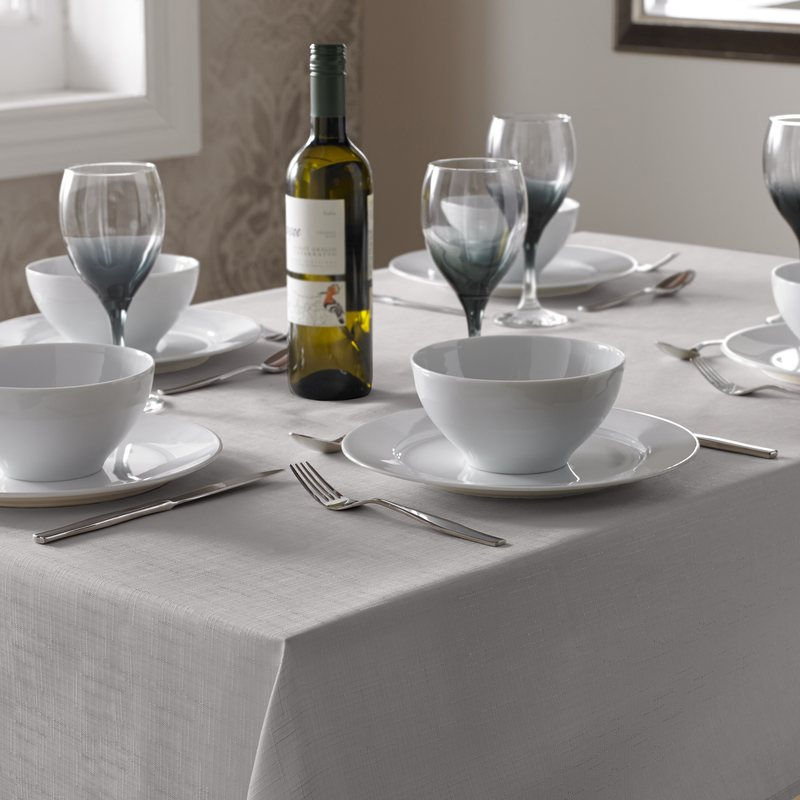 Select Table Cloth Silver