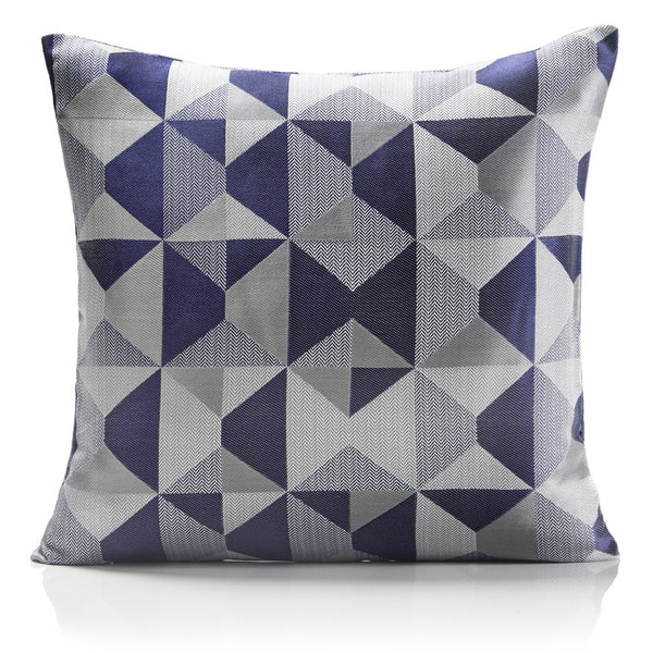 Skandi Cushion Cover 18'' x 18'' Navy