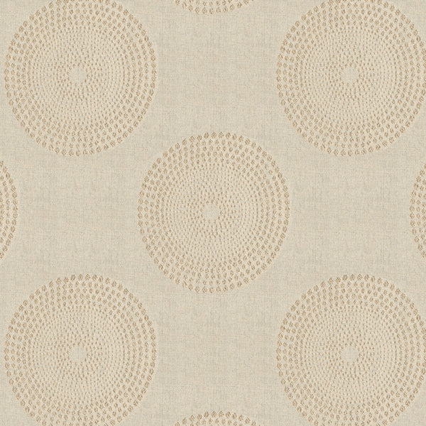 Sonar Curtain Fabric Linen