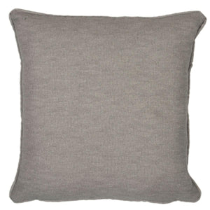 Sorbonne Filled Cushion Charcoal